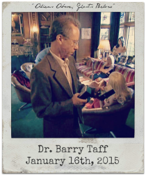 "1.16.15 Barry Taff: ""Aliens Above, Ghosts Below"""