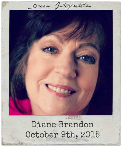 10.9.15 Diane Brandon: Dream Interpretation