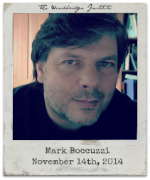 11.14.14 Mark Boccuzzi: The Windbridge Institute, Life After Death and Mediumship
