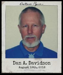8.19.16 Dan A. Davidson: Aetheric Physics